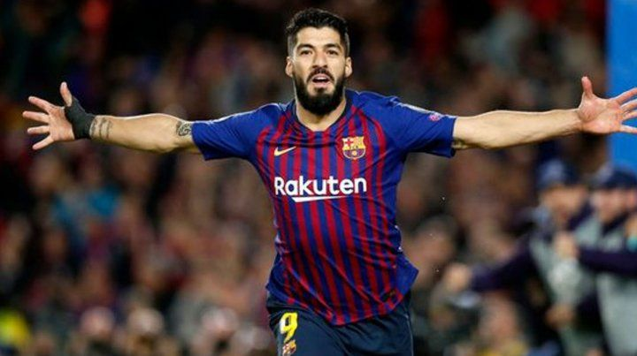 Suárez se inspiró en un exdelantero de Unión a la hora de jugar