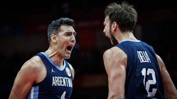 Argentina ganó y pasó con puntaje ideal