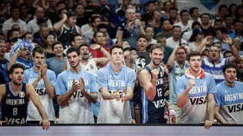 ¿como sigue el camino de argentina en el mundial de china?