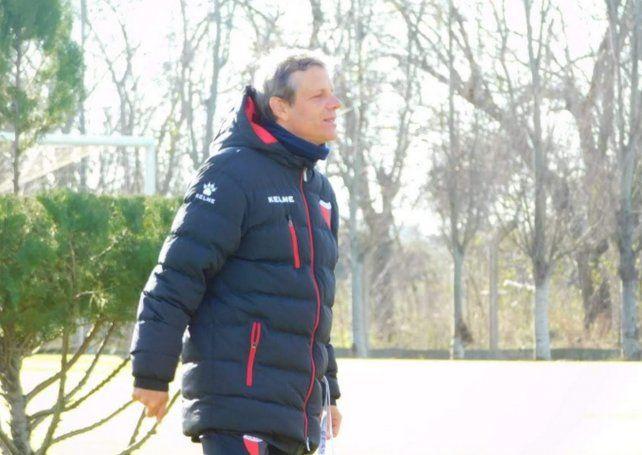 Diego Busti: El entrenamiento debe ser lo más parecido a un partido