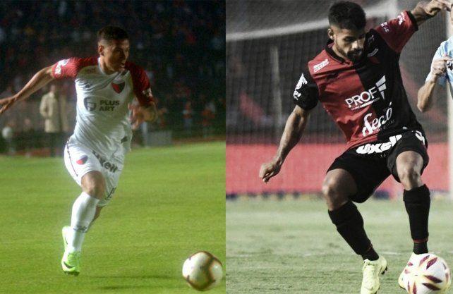 Gabriel Esparza y Alex Vigo estarán a disposición de Pablo Lavallén en Colón