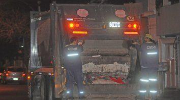 Cliba.Una de las empresas que prestan el servicio de recolección de residuos en Santa Fe.