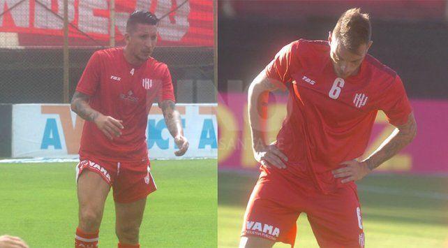 Tres fechas de suspensión para Bottinelli y una para Martínez