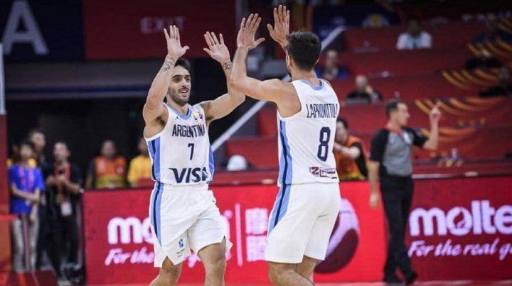 Argentina venció a Venezuela y se metió en cuartos de final
