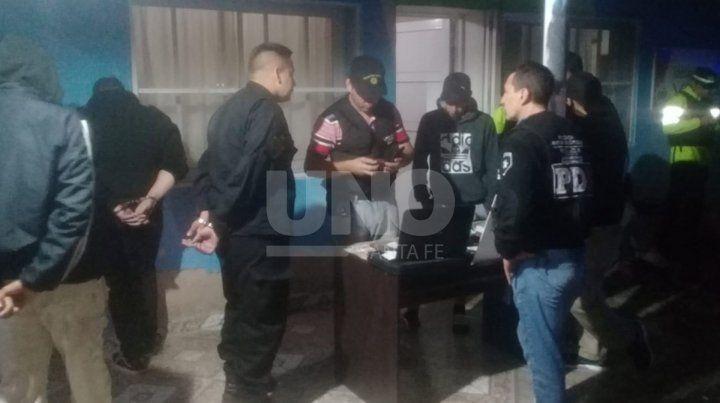 Van a juicio 28 detenidos en nueve causas por narcotráfico