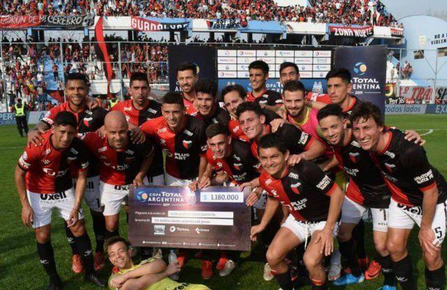 ¿Cuánto dinero en juego habrá para Colón ante Atlético Tucumán?