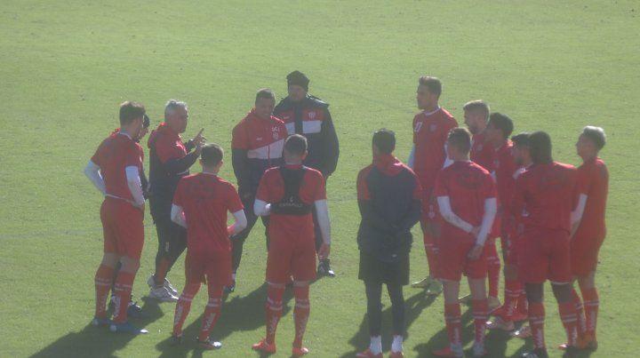 Los lesionados, el gran interrogante para visitar a Arsenal