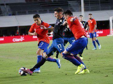 Pipa Alario será titular en el choque ante México en San Antonio