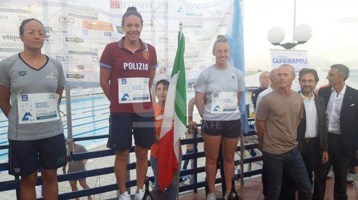 Bianchi y Pozzobon ganaron la Capri-Nápoli