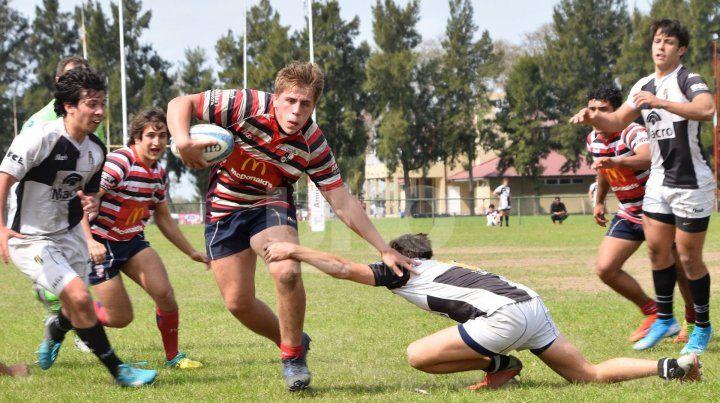 Santa Fe Rugby manda en el Final Six