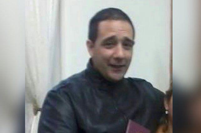 El narcotraficante santafesino Vicente Matías Pignata.