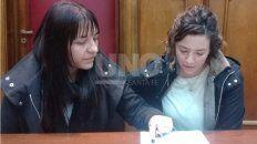 Las fiscales Alejandra Del Río Ayala y María Celeste Minniti. Foto: MPA