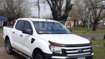 El vehículo fue secuestrado por la Policía.