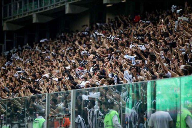 Sudamericana: 26.000 torcedores ya se aseguraron un lugar en el Mineirao