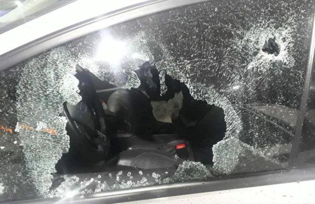 En una emboscada balearon al jefe de la Policía Federal de Santa Fe