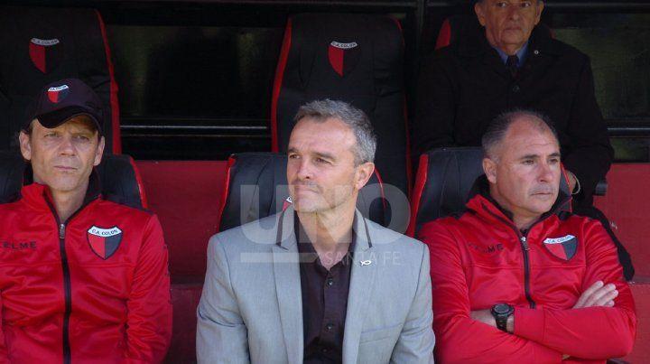 Pablo Lavallén asume un riesgo innecesario en Paraná