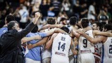 mira el video motivacional de argentina antes de vencer a serbia