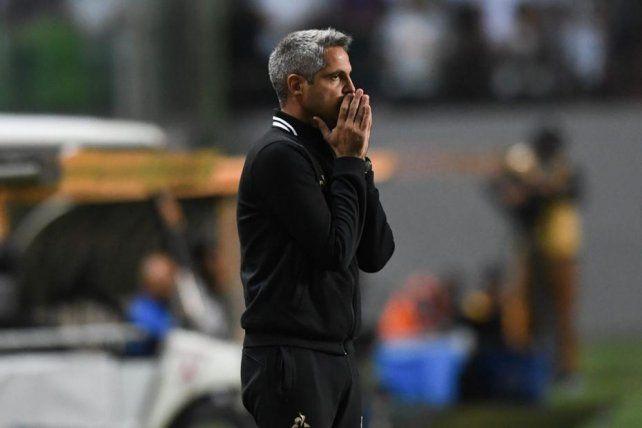 Mineiro tendrá una baja de peso para la serie ante Colón