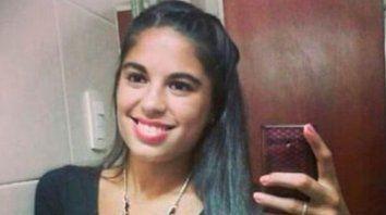 Micaela García, la joven que fue asesinada en abril de 2017.