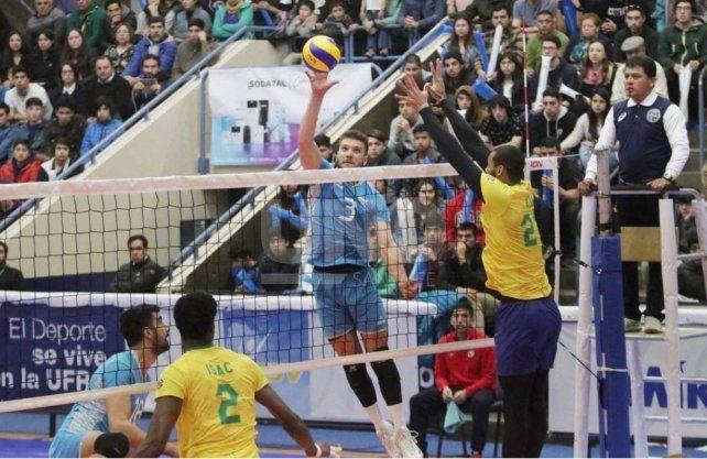 Argentina cayó en el Sudamericano de Chile