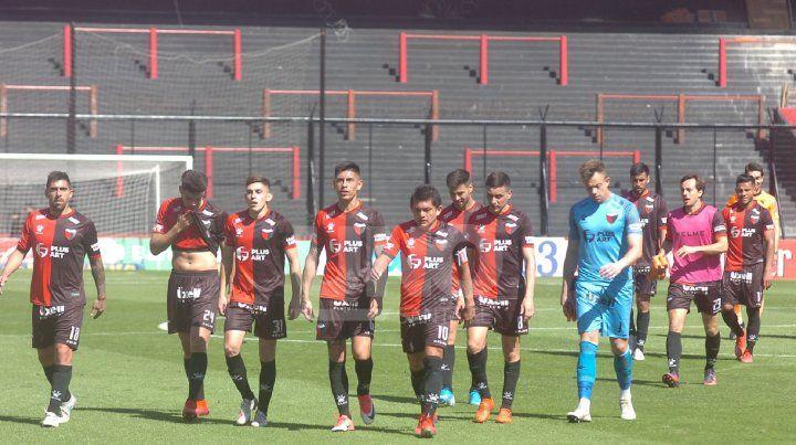 Lavallén concentra dos equipos para jugar ante San Lorenzo