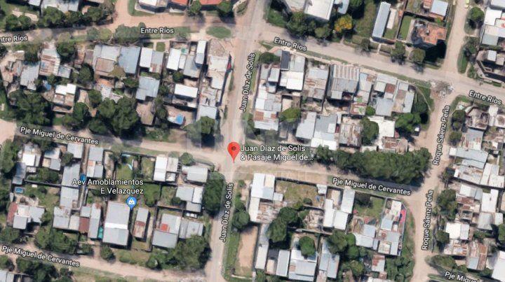 Emboscaron y asesinaron a balazos a un hombre en Bº San Lorenzo