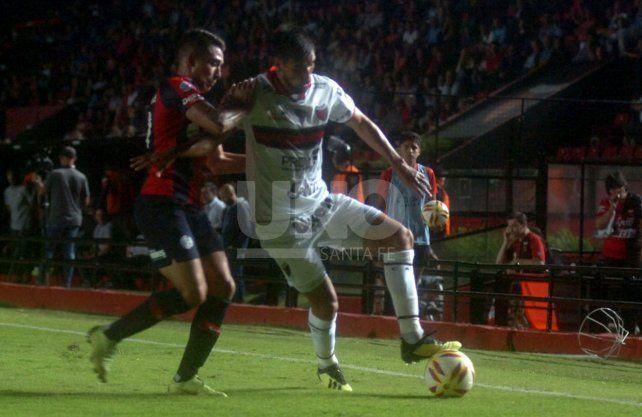 Así le fue a Colón jugando contra San Lorenzo en el Brigadier López