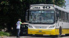 los empresarios del transporte urbano solicitaron subir la tarifa