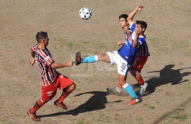Nuevo Horizonte y Juventud Unida marcan el camino en el ascenso liguista