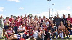 santa fe rugby festejo por partida doble