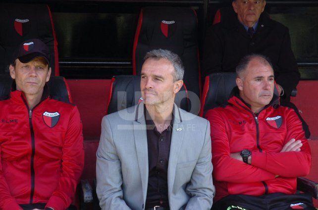 Pablo Lavallén, durísimo con la Superliga