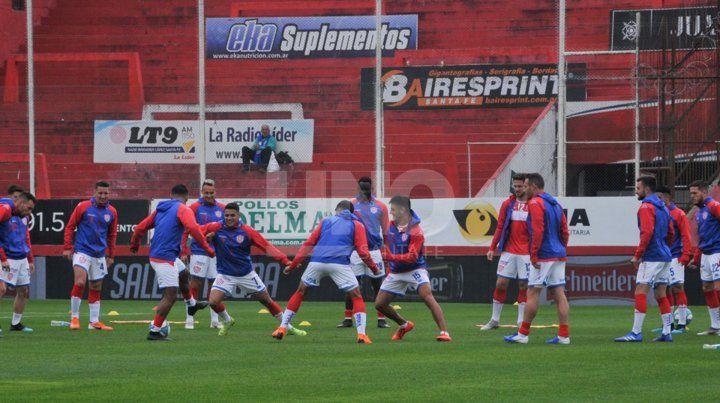 Madelón empezó a perfilar el equipo para recibir a Central