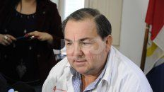 Juan Pablo Poletti, director del hospital Cullen. Imagen de archivo.
