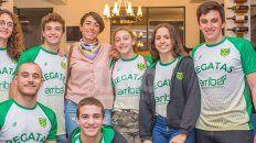 el club regatas festejo su 127º aniversario