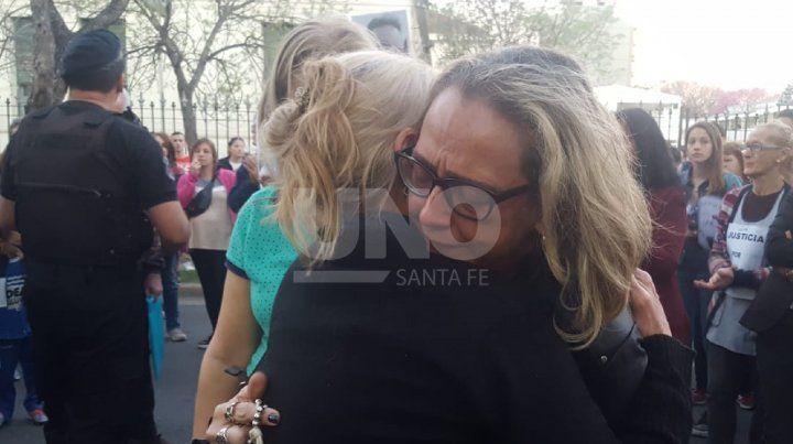 La madre de Julio Cabal (h)