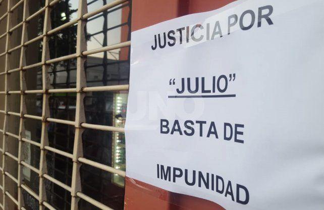 Marcha por Julio Cabal