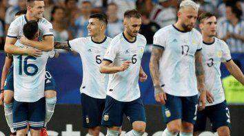 argentina mantuvo su posicion en el ranking mundial
