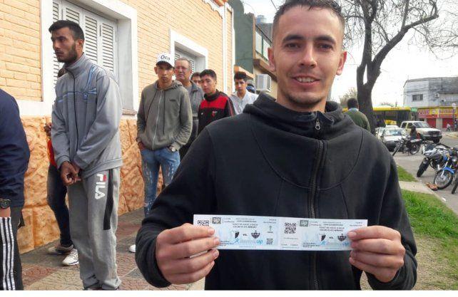 Se habilitó la venta de más entradas para la final de la Sudamericana