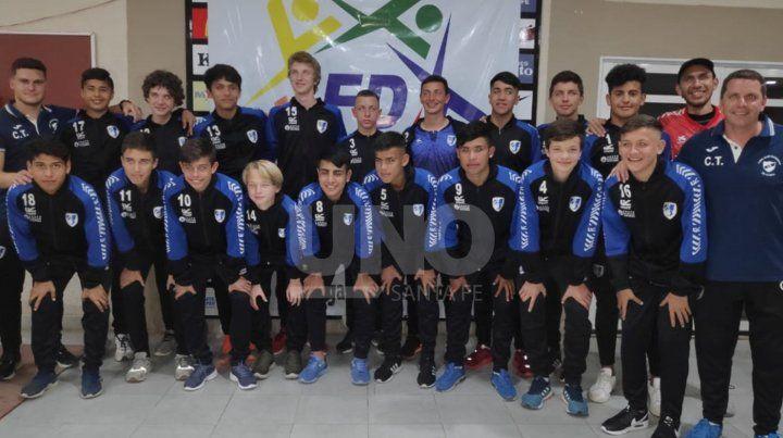 Santa Fe debuta con Gálvez en el Provincial Sub 14