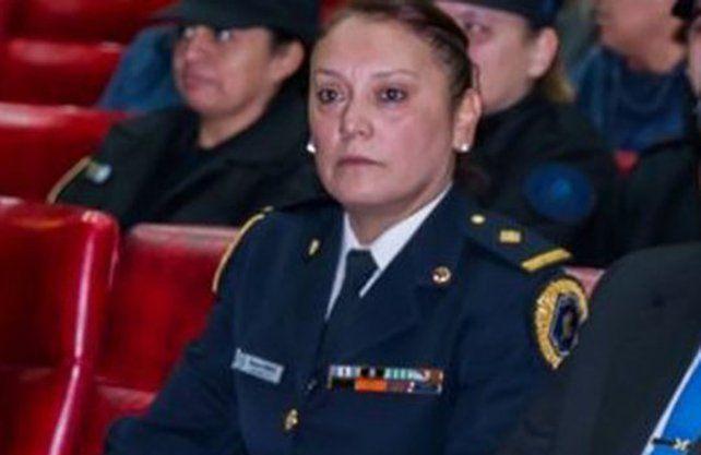 En 2018 Roxana Romero fue reconocida por ser la primera mujer en alcanzar altas jerarquías en la Policía Federal