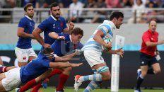 los pumas cayeron con francia 23 a 21 en su debut