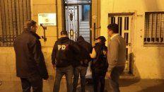 Detención del presunto homicida de Julio Cabal
