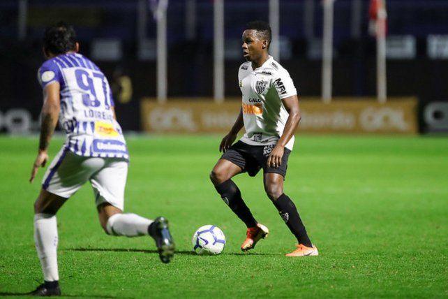 Sexta derrota consecutiva del Atlético Mineiro por el torneo local