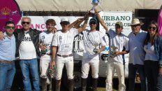 candioti se impuso en importante torneo de polo
