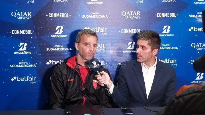 Lavallén: Somos bendecidos de jugar esta instancia