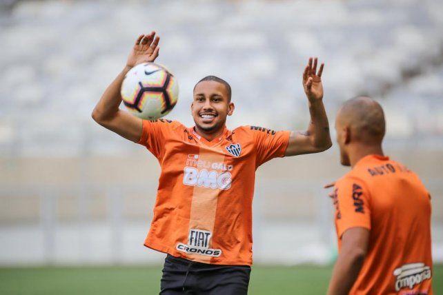 Jair, la figura del Mineiro: Para nosotros es la Copa del Mundo