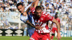 cambio el horario del partido entre union y atletico tucuman de la 13ª fecha