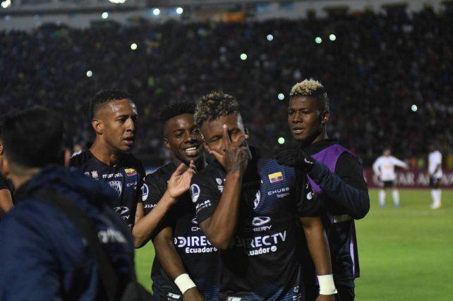 ¿Será contra Colón? Independiente del Valle, finalista de la Sudamericana