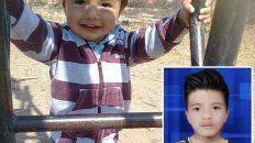 Maxi Sosa el nene que hoy tendría 7 años y desapareció en diciembre de 2015, de su casa en Ceres.