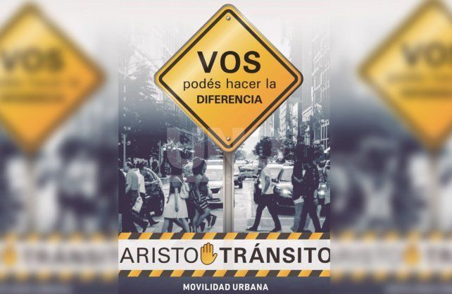 Aristo Tránsito, la actividad de concientización vial de la ACAV